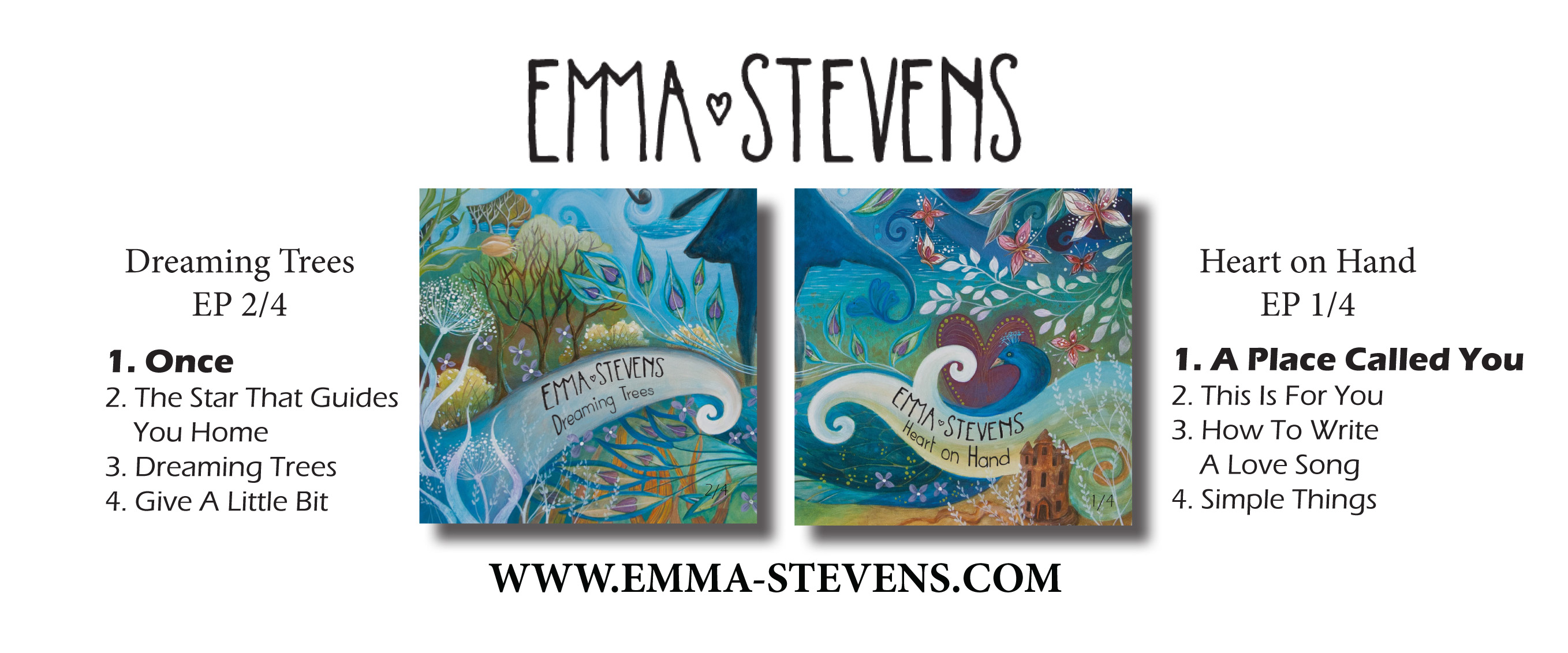 EP1 and 2 Emma Stevens