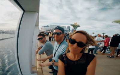Sail Across the Sun Video Diary No.2!