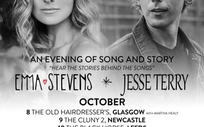 October Tour with Jesse Terry!
